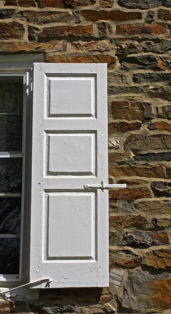 Meeting House Window
